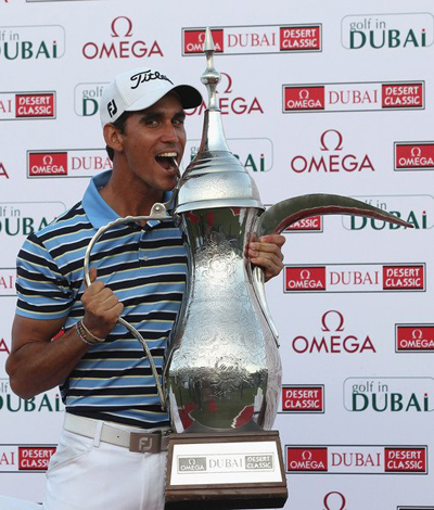 Golf Betting, Golf Betting Guide, Golf Betting Odds, European Tour, Omega Dubai Desert Classic, Majilis Golf Club, Rafa Caberera-Bello