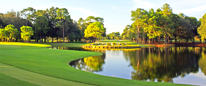 Copperhead course on the Innisbrook Resort