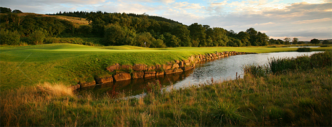 Twenty-Ten Course at Celtic Manor © Kevin Murray