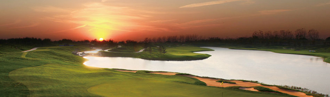 Lake Malare home of this years BMW Masters © Peter Corden