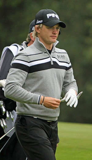 Tom Lewis © TourProGolfClubs