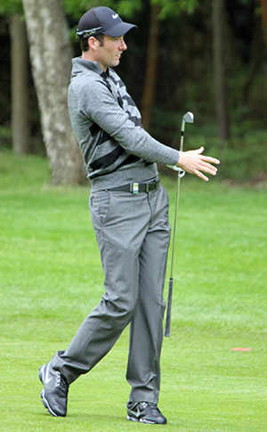 Ross Fisher 33/1 © TourProGolfClubs