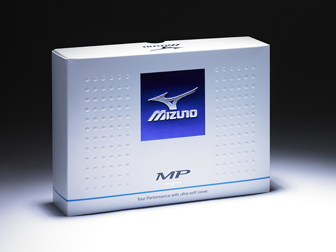 Mizuno MP-S dozen box of golf balls