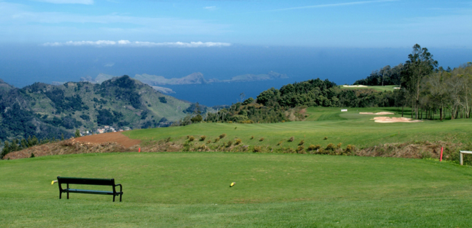 Stunning views at Santo Da Serra GC © Madeira Islands Tourism