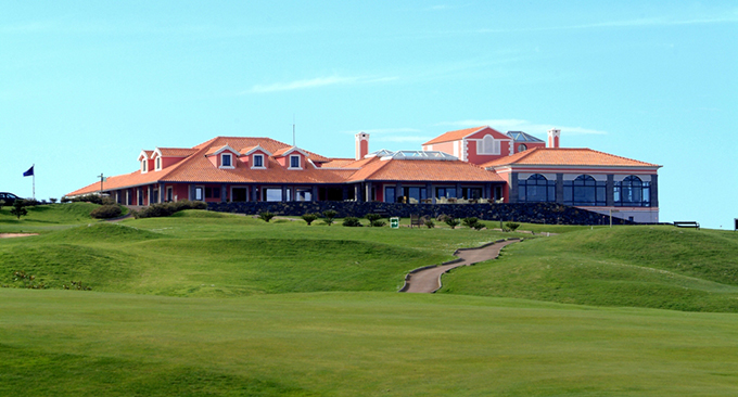 Club House at the Santo Da Serra Golf Club © Madeira Islands Tourism