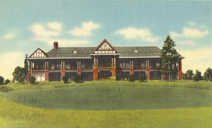 Ridgewood Country Club © Boston Public Library