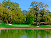 The par 3, 11th hole © Silverado Resort