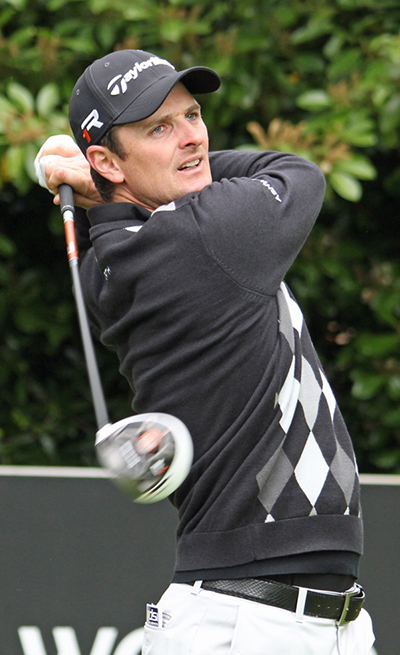 Justin Rose 11/1 © TourProGolfClubs