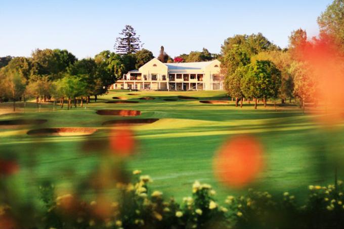 Pretoria Country Club club house © Pretoria Country Club