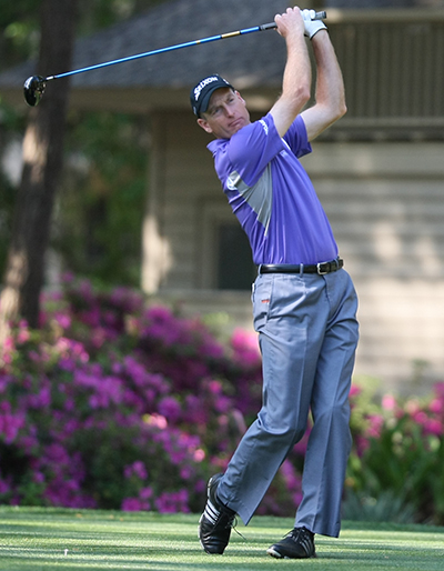 Jim Furyk 25/1 © Keith Allison