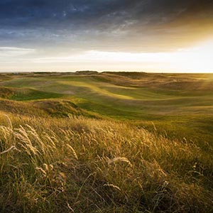 17th at Royal Cinque Ports Golf Club © Chris Barnard