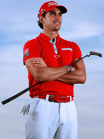 Rafa Cabrera-Bello 14/1 © Kevin Murray