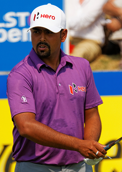 Anirban Lahiri 25/1 © Punishar