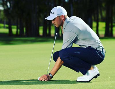 Daniel Berger 40/1 © TaylorMade Golf