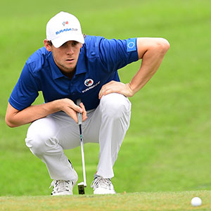 Thomas Pieters 22/1 © Asian Tour