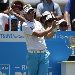 Ian Poulter 40/1 © PGA of Australia