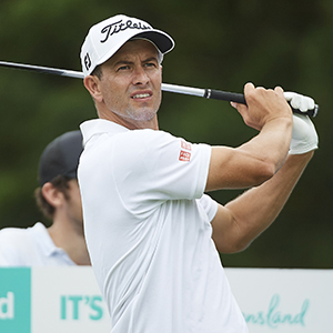 Adam Scott 28/1 © PGA of Australia