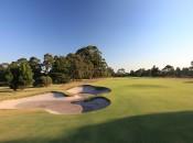 Metropolitan Golf Club Hole 4