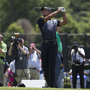 Tiger Woods 18/1 © Keith Allison