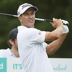 Adam Scott 16/1 © PGA Of Australia