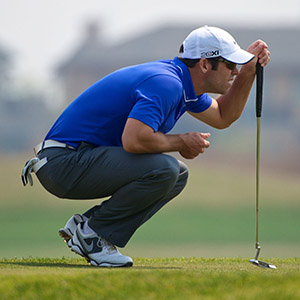 Paul Casey 28/1 © Volvo China Open/Michael Denker