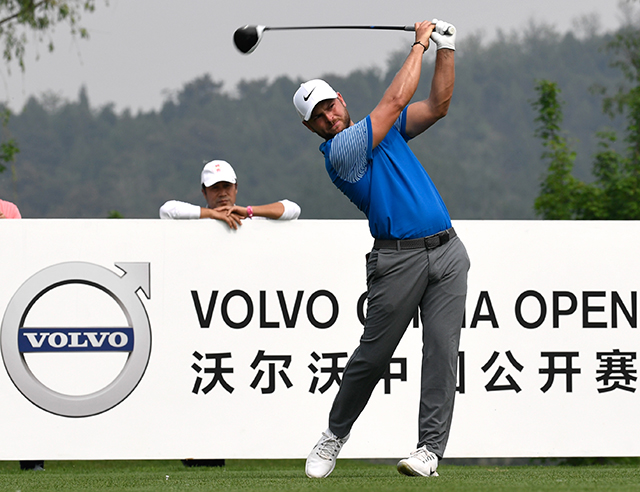 Jordan Smith 45/1 © Volvo China Open/Richard Castka/Sportpixgolf.com