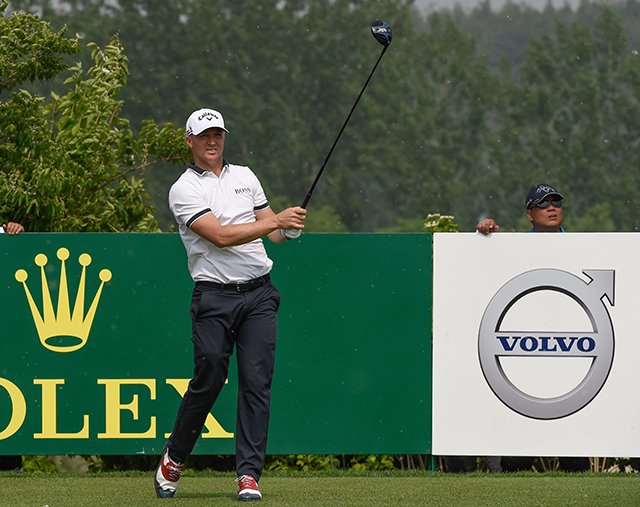 Alex Noren 12/1 © Volvo China Open Richard Castka/Sportpixgolf.com