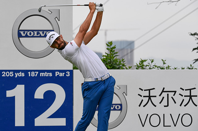 Erik Van Rooyen 11/1 © Volvo China Open/Richard Castka/Sportpixgolf.com