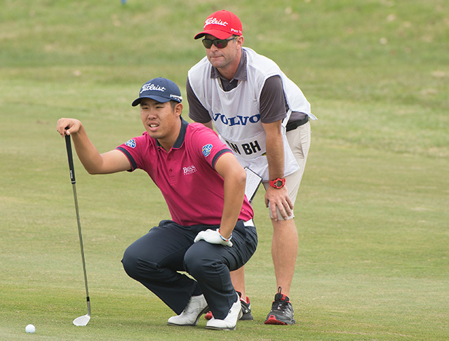Byeong-hun An 33/1 © Volvo China Open-Richard Castka/Sportpixgolf.com