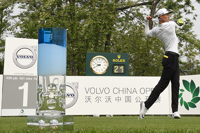 Li Haotong 40/1 © Volvo China Open - Richard Castka/Sportpixgolf.com