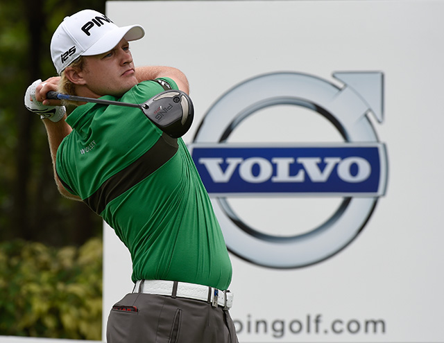 Tom Lewis 33/1 © Volvo China Open Richard Castka/Sportpixgolf.com.