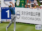 Benjamin Hebert 55/1 © Volvo China Open Richard Castka/Sportpixgolf.com