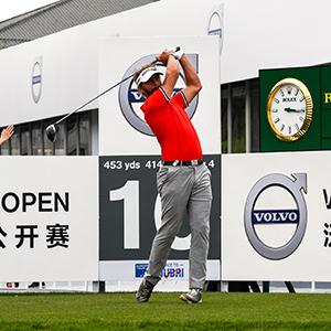Joost Luiten 13/2 © Volvo China Open Richard Castka/Sportpixgolf.com