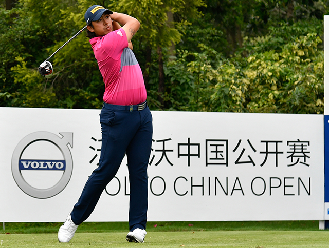 Gavin Green 25/1 © Volvo China Open, Richard Castka/Sportpixgolf.com