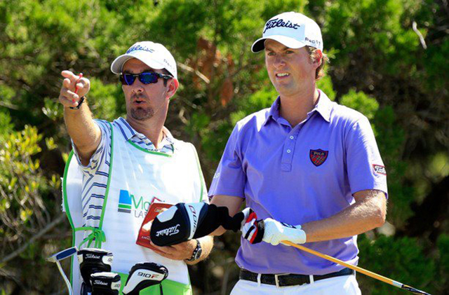 Webb Simpson 20/1 © Keith Allison