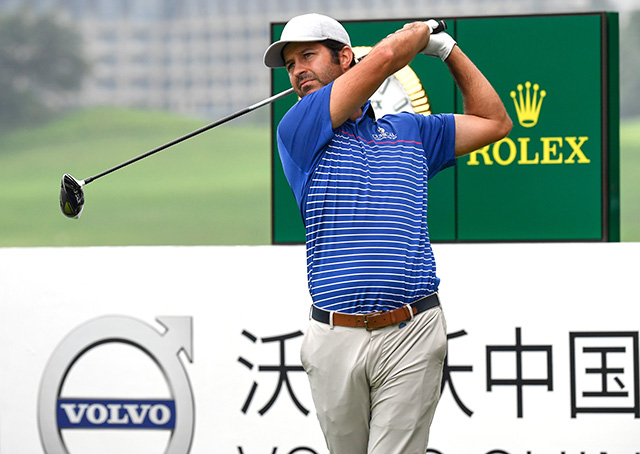 Jorge Campillo 40/1 © Volvo China Open Richard Castka/Sportpixgolf.com