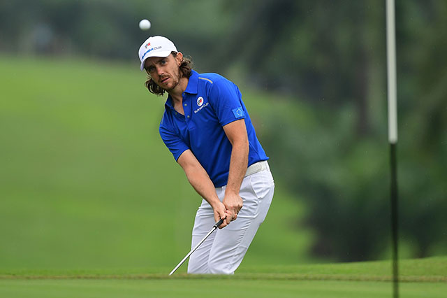 Tommy Fleetwood 14/1 © Asian Tour