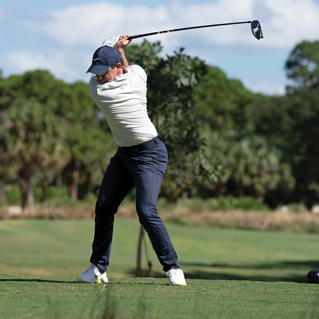 Rory McIlroy 11/2 © TaylorMade