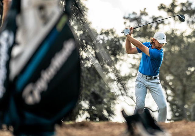 Tommy Fleetwood 40/1 © TaylorMade