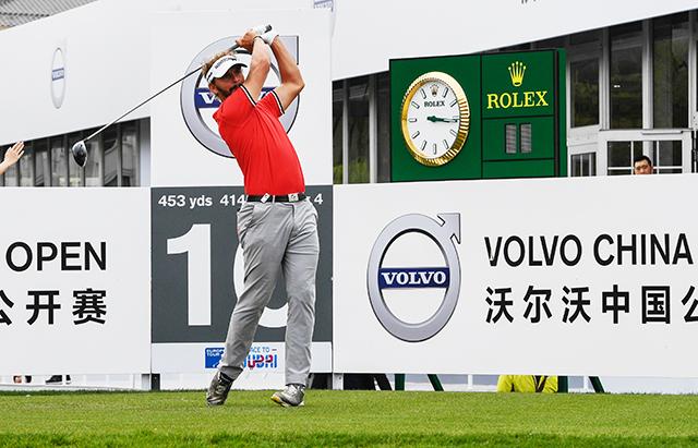 Joost Luiten 22/1 © Volvo China Open, Richard Castka/Sportpixgolf.com