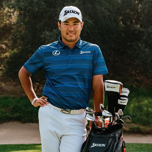 Hideki Matsuyama 14/1 © Cleveland Golf