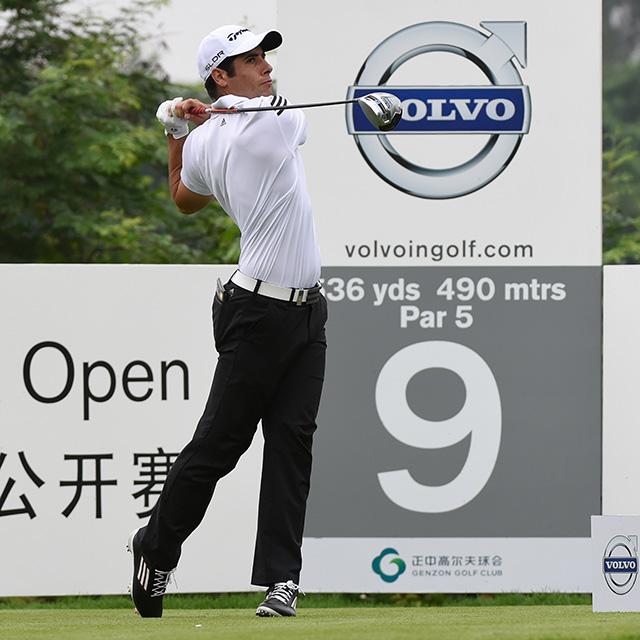 Adrian Otaegui 25/1 © Volvo China Open/Richard Castka/Sportpixgolf.com