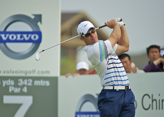 Paul Casey 45/1 © Volvo China Open