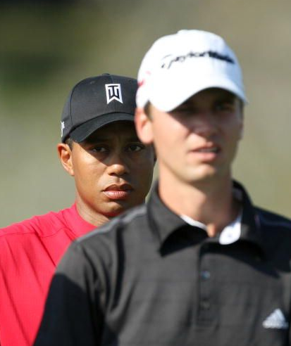 Tiger and Sean