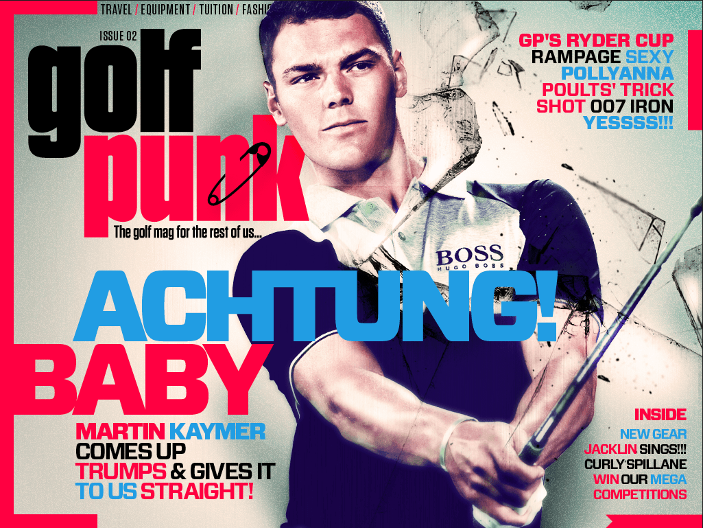 Golfpunk Magazine