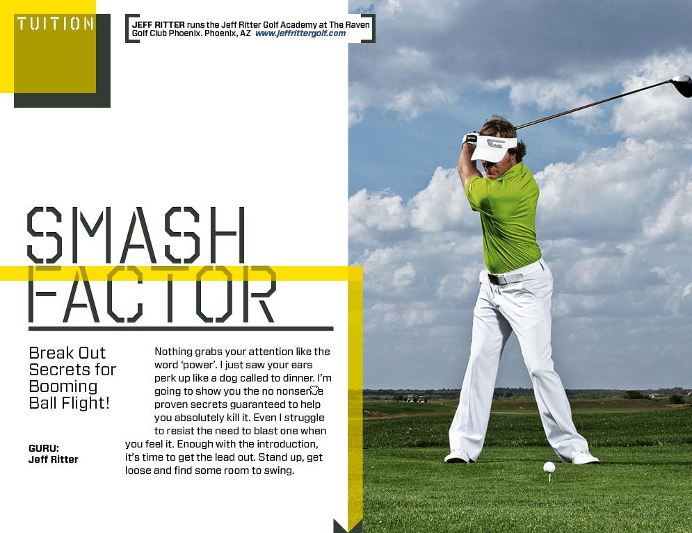 Jeff Ritter GolfPunk Magazine