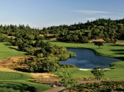 The beautiful and private Mayacama Golf Club is rated the hardest in all of Northern California!