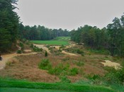 The Home Hole at the incomparable Pine Valley Golf Club.