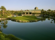 The par-three island 16th at Bali Hai will be a commercial complex in 2012?