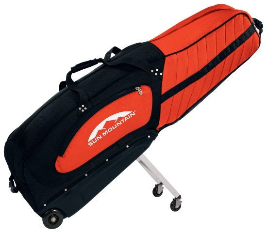 Seldom Do I Become So Excited With A Piece Of Golf Equipment As Sun Mountain S Clubglider Four Wheeled Travel Bag Carrier